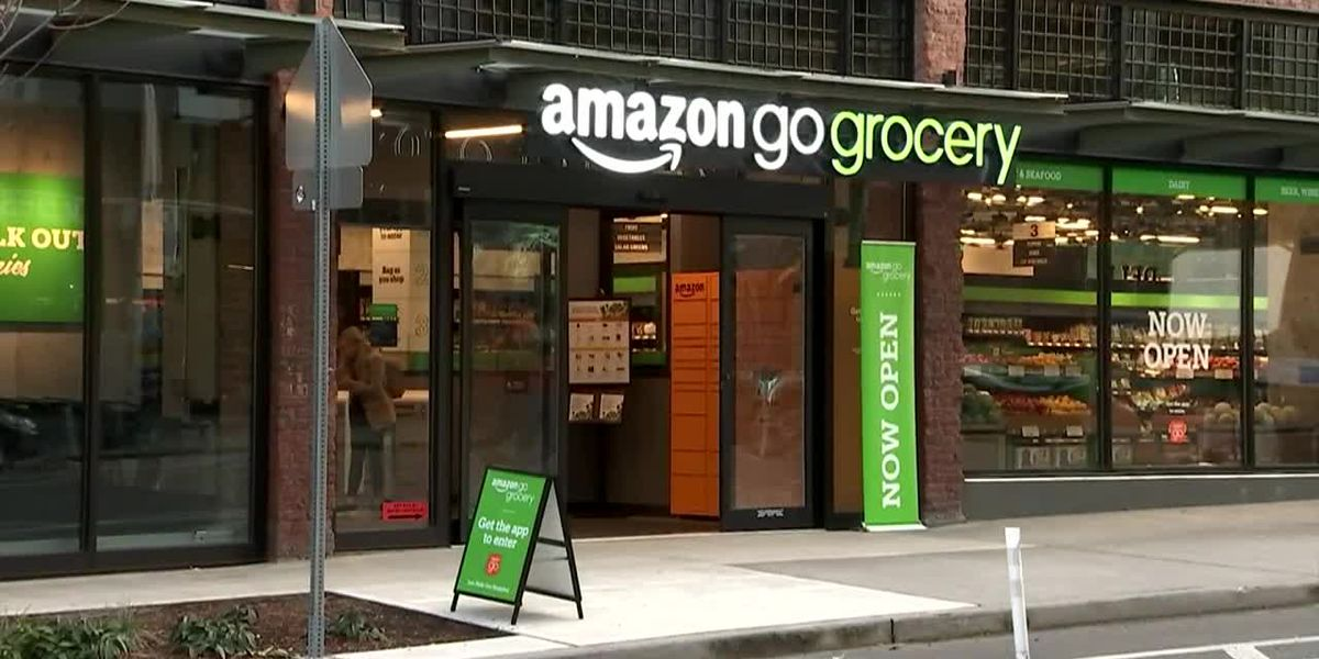 Amazon opened a full-size, checkout-free grocery store in Seattle