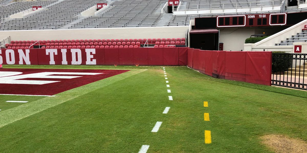 Scary collision leads to changes in Bryant-Denny Stadium fencing