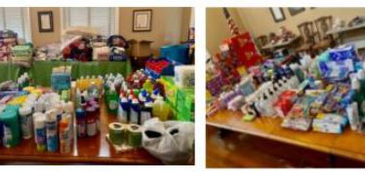City of Bessemer collects donations for Fultondale, Center Point tornado victims