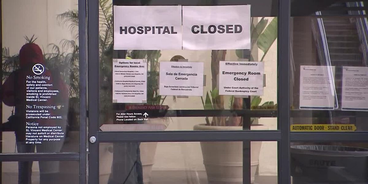 Hospitals are hitting capactity in parts of America battling surges in coronavirus cases