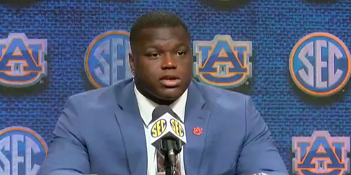 It's all about the winning for Auburn's Marlon Davidson
