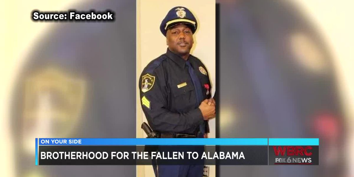 Brotherhood for the Fallen to Alabama
