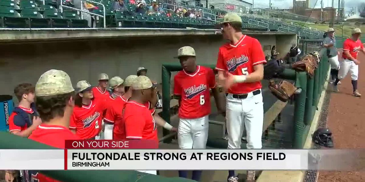 Fultondale strong at Regions Field