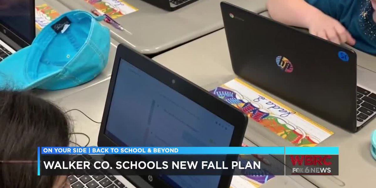 Walker Co. Schools new fall plan