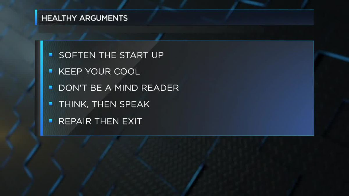 Disagreements and healthy arguments