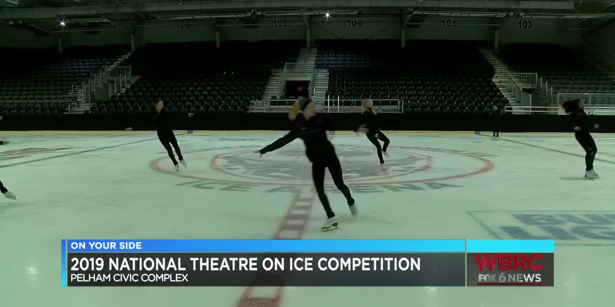 2019 National Theatre on Ice Competition at Pelham Civic Complex