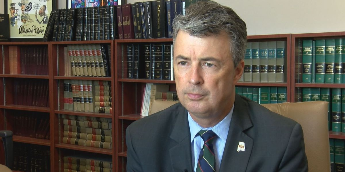 AG Steve Marshall discusses importance of suicide prevention one year after wife's death