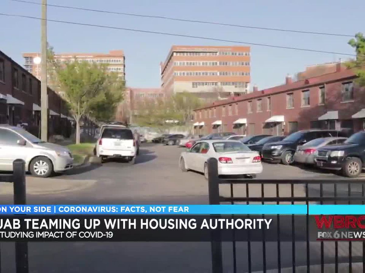 Housing Authority of Birmingham holds Facebook Live to answer covid-19 questions