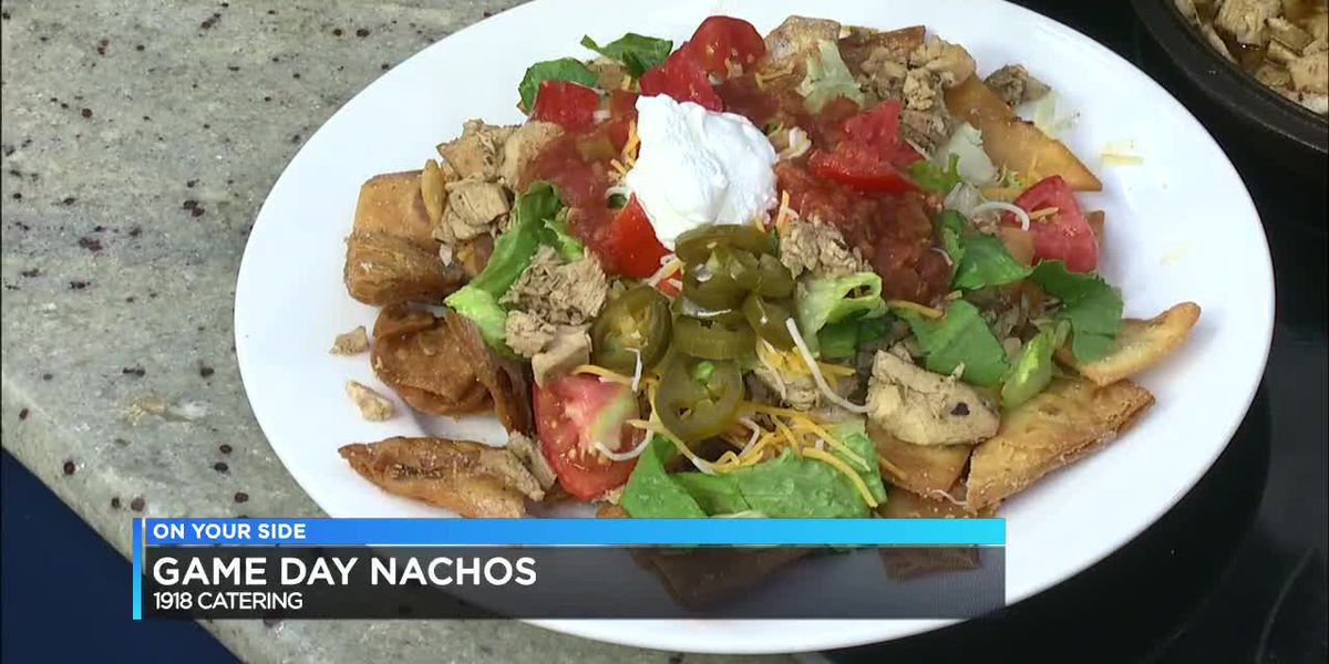 1918 Catering: Game Day Nachos
