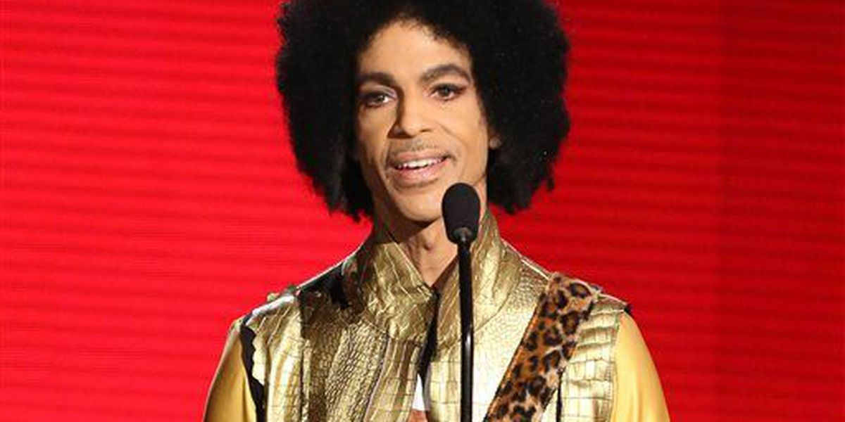 The world mourns the death of an icon; We'll have more on Prince at 5 a.m.