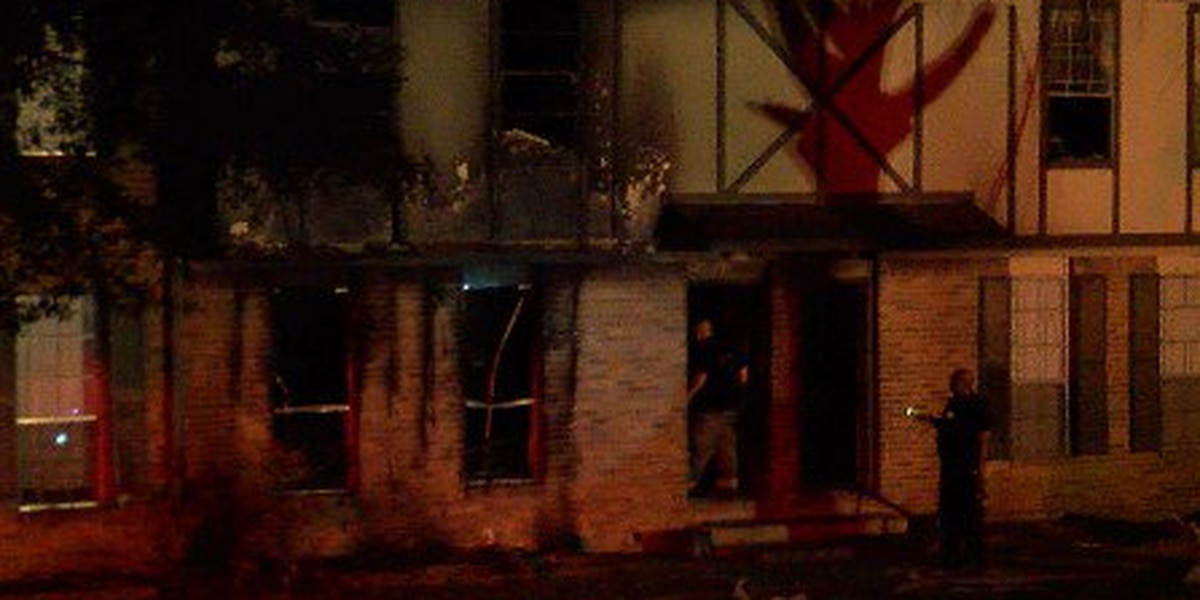 16 units damaged in apartment fire