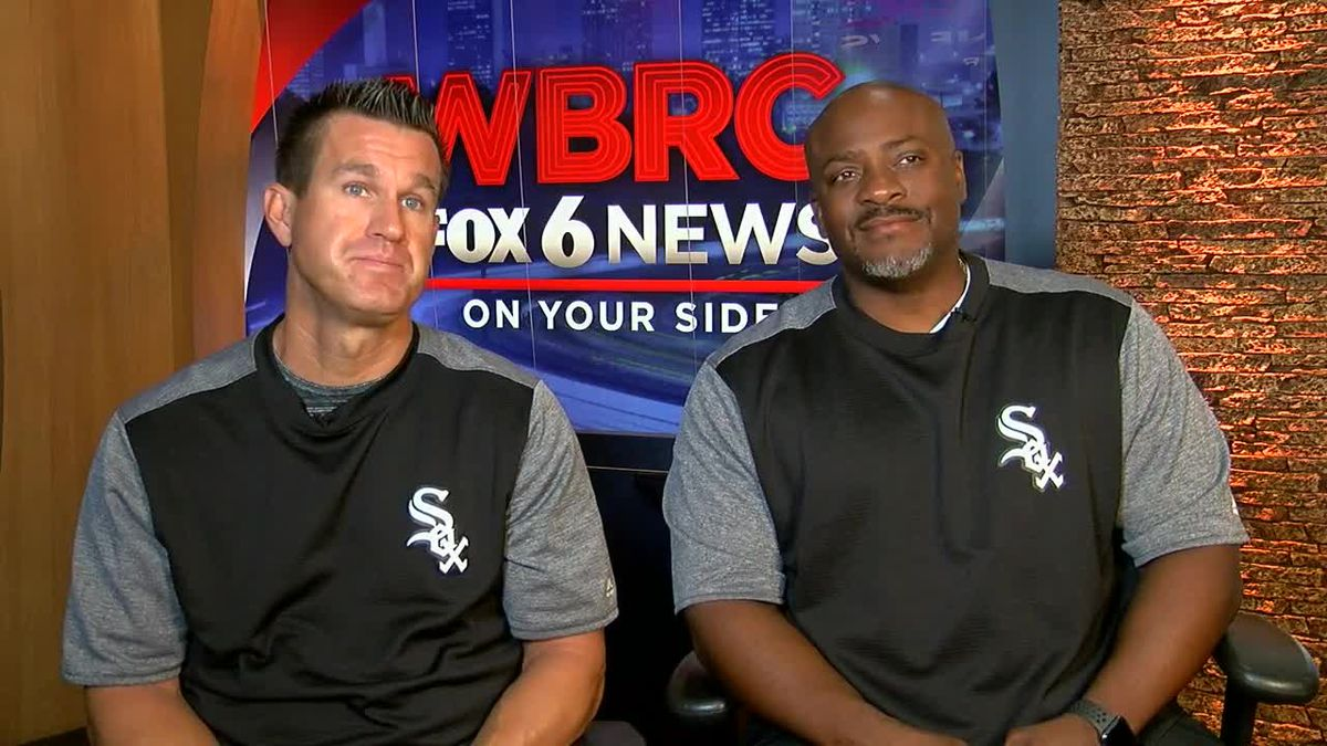 PART 1: Charlie Poe and Wes Helms talk about life and the Barons