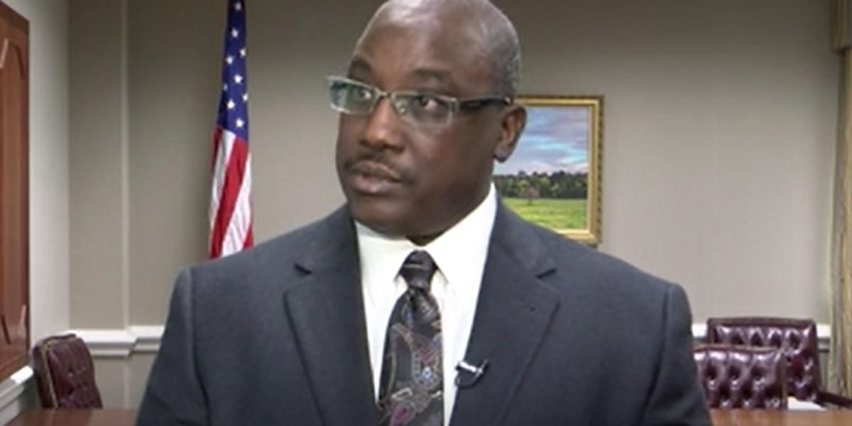 U.S. Attorney Louis V. Franklin announces retirement