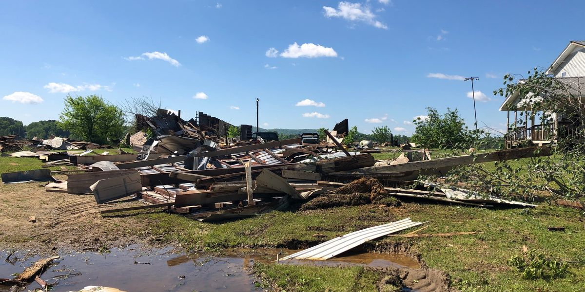 NWS and EMA address lack of tornado warning in Etowah County Sunday
