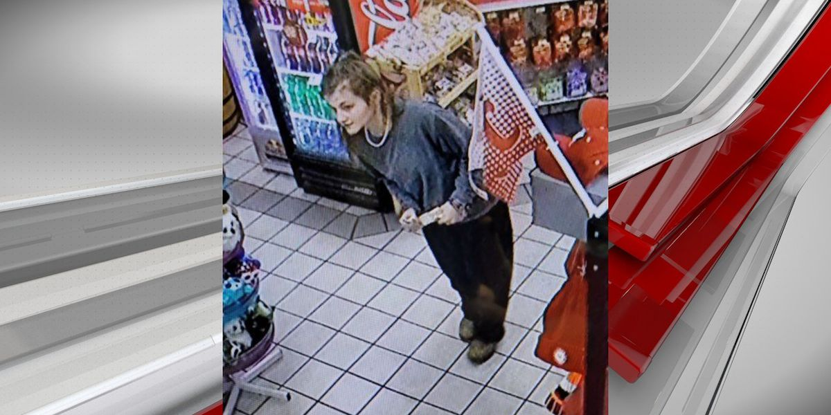 Fultondale PD looking for woman after car stolen at gas station