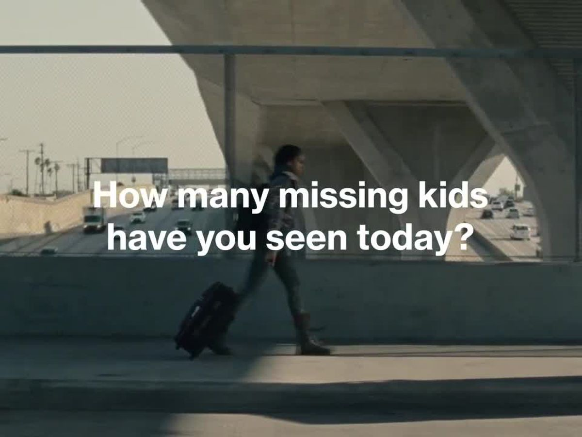 New campaign will share faces of missing Alabama children at gas station pumps