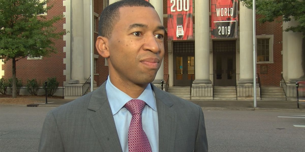 Montgomery Mayor-elect Steven Reed begins transition to city hall