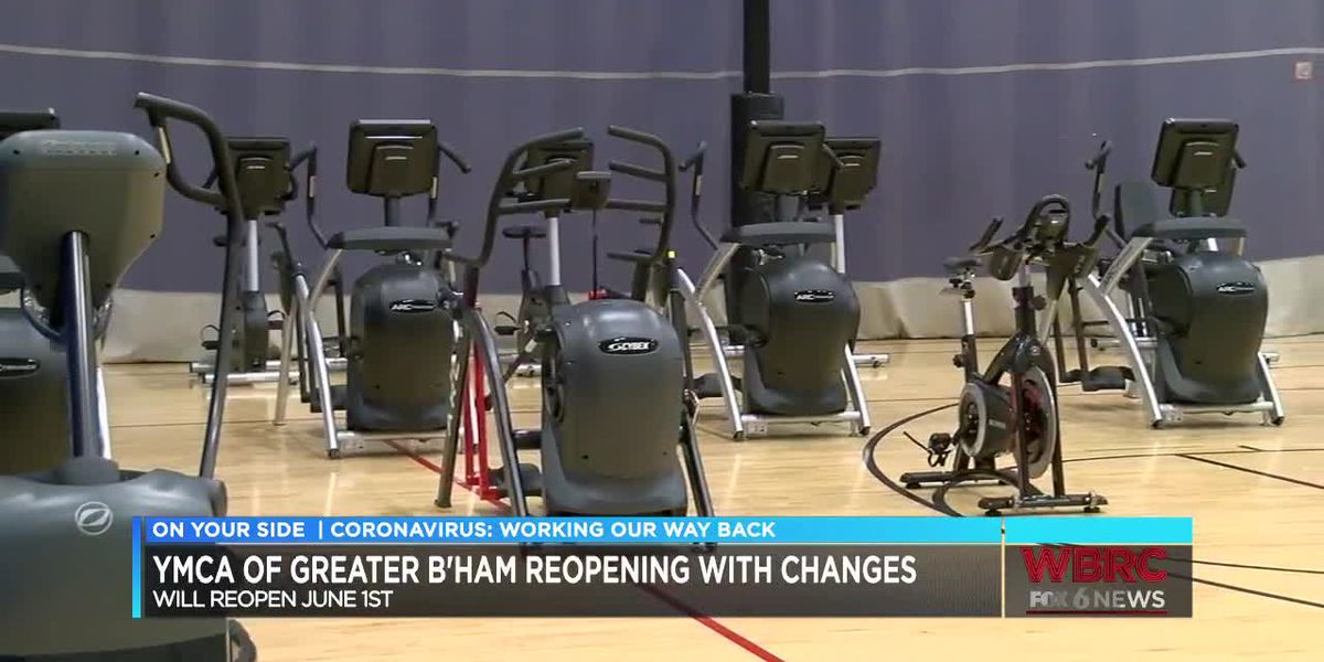 YMCA of greater Bham opens with changes