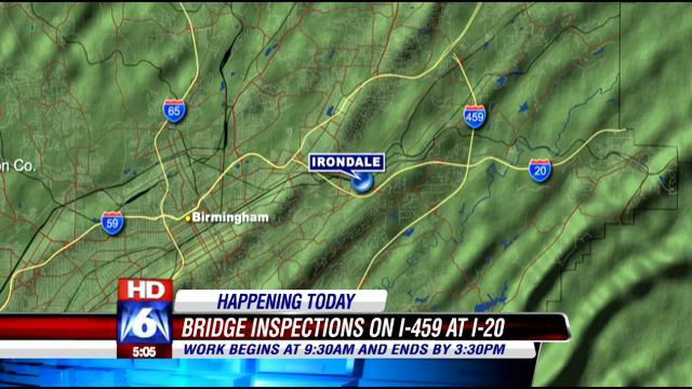 Traffic Delays Expected In Irondale