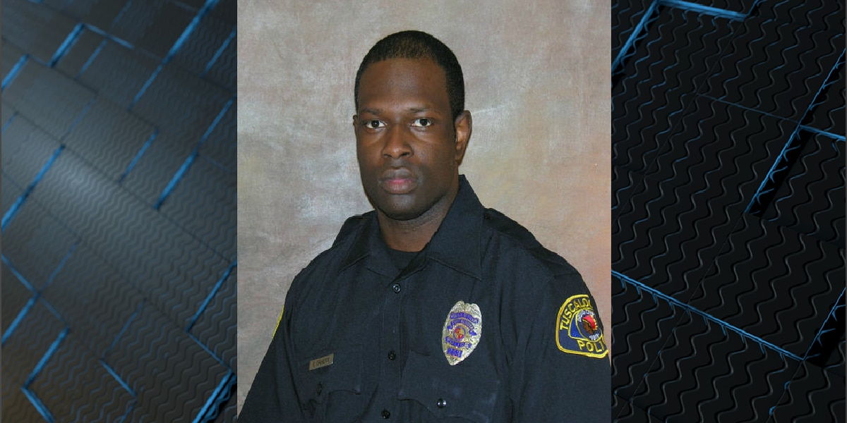Alabama Congressman remembers fallen officer Dornell Cousette