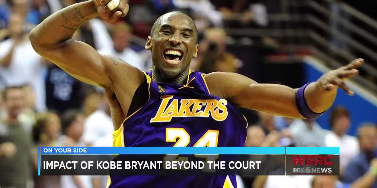 Fans in Birmingham remember Kobe Bryant