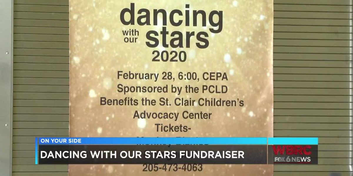 Dancing with our stars fundraiser