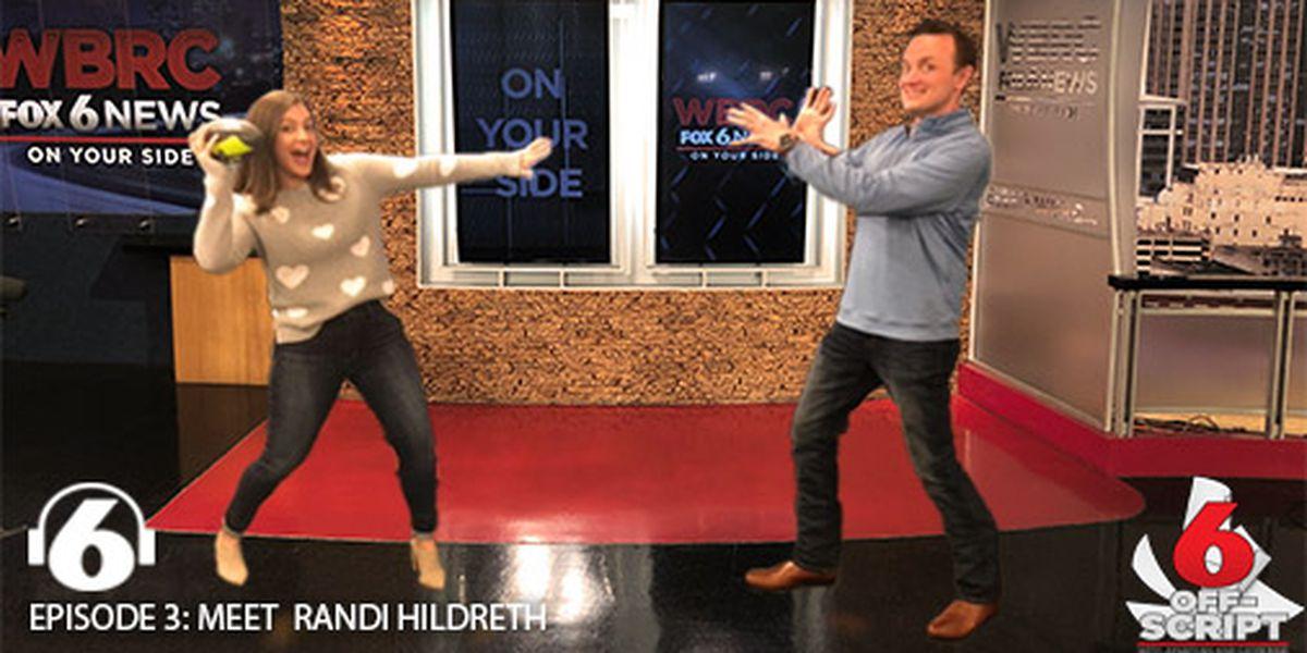 6 Off Script: Meet Randi Hildreth