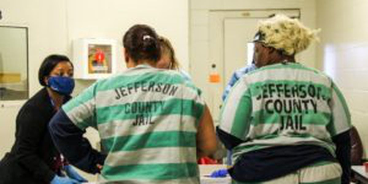 JeffCo Sheriff's Office begins testing inmates for COVID-19; 1 person tests positive