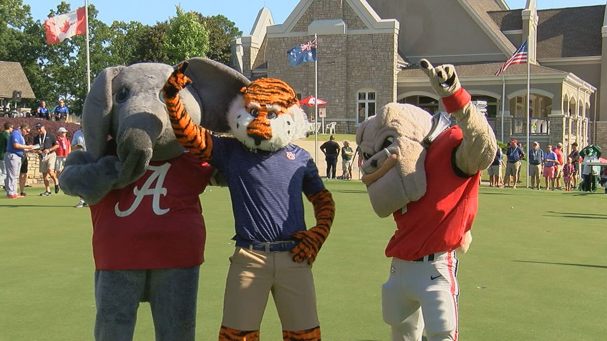 SEC takes over Regions Tradition Pro-Am