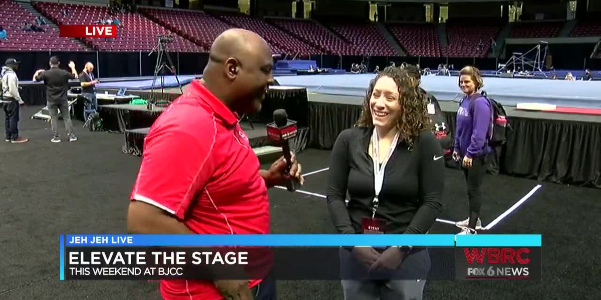 Jeh Jeh Live: Elevate the Stage at the BJCC