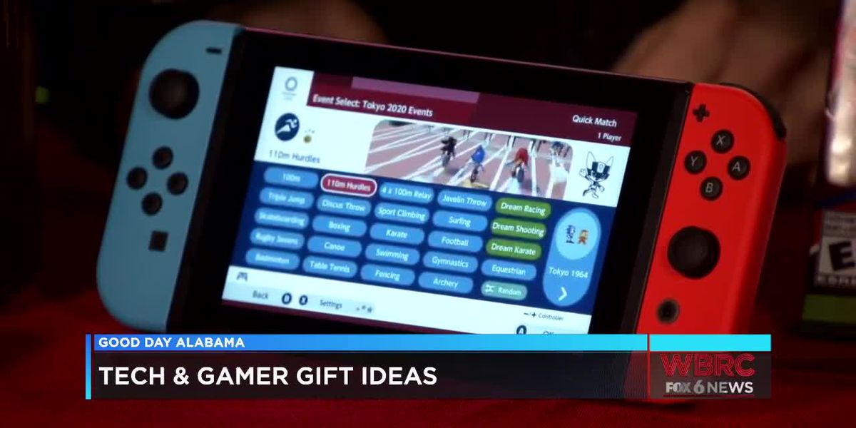 Tech and Gamer Gift Ideas
