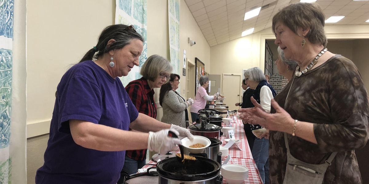 Tuscaloosa church hopes fundraiser feeds hundreds of families