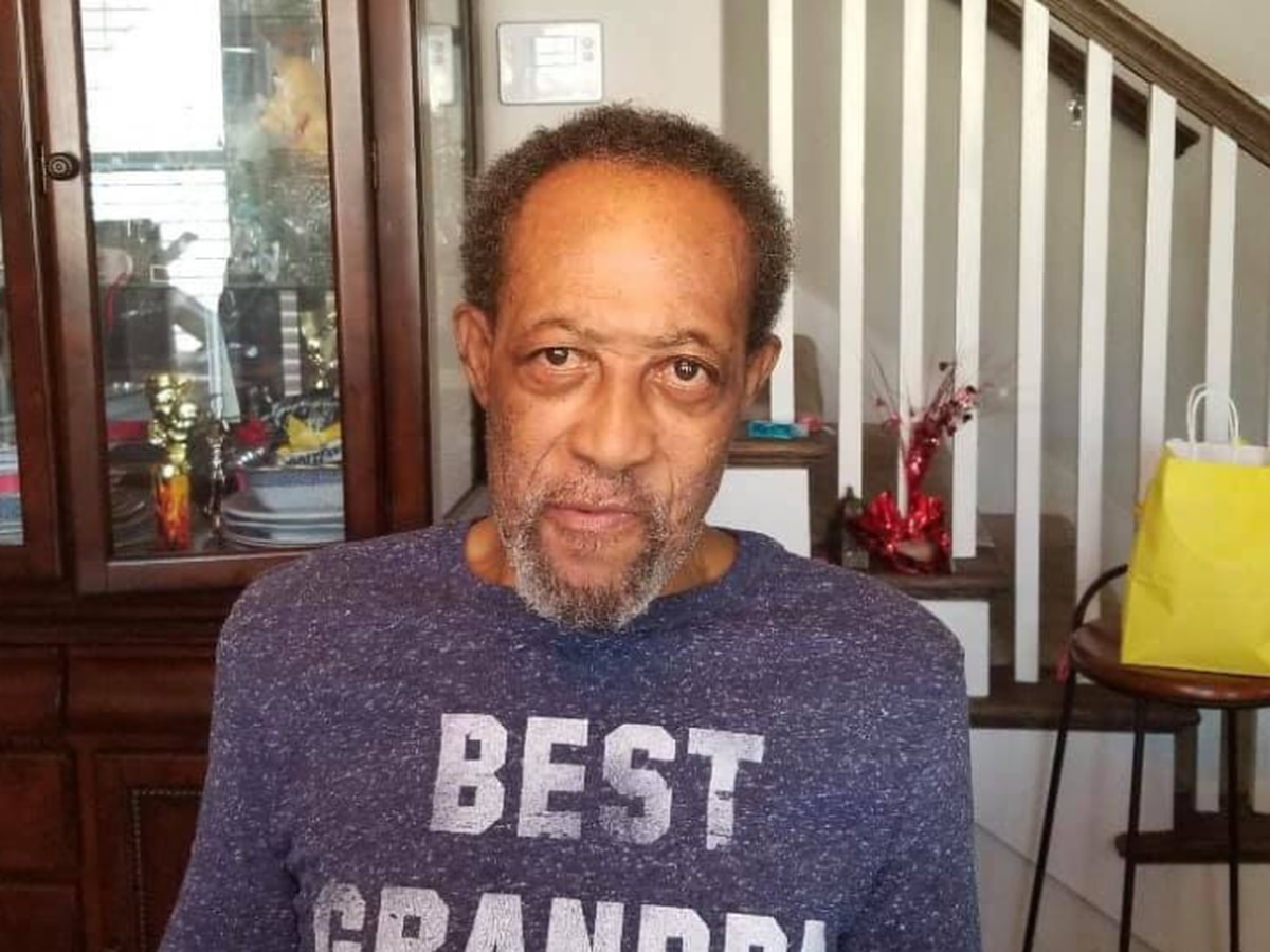 Bessemer PD searching for missing man with dementia