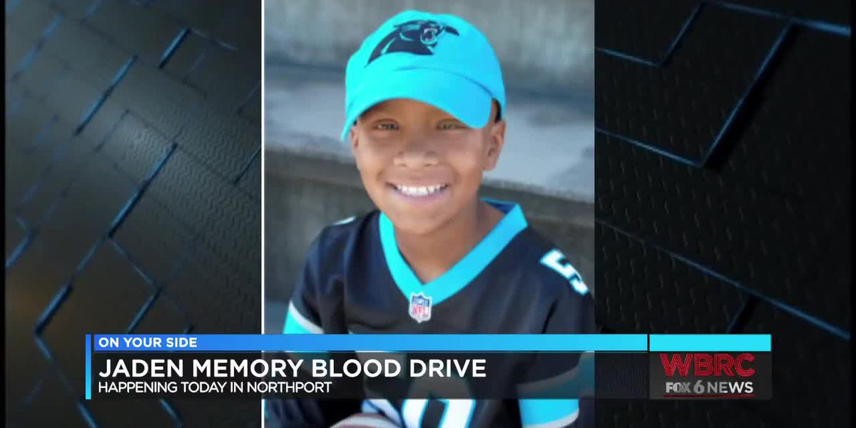 Blood drive held in Northport to help people with Neuroblastoma