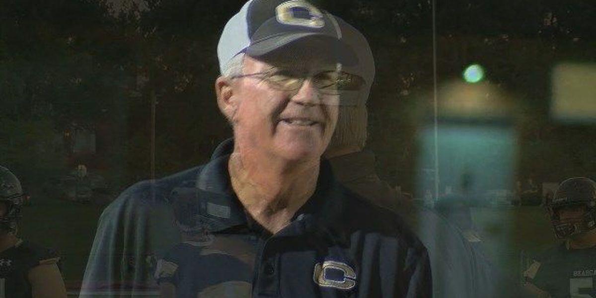 Cullman football Coach Mark Britton diagnosed with cancer