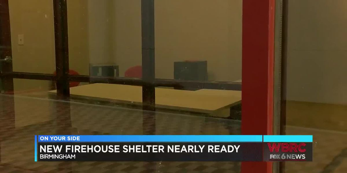 Firehouse Shelter set to open in February