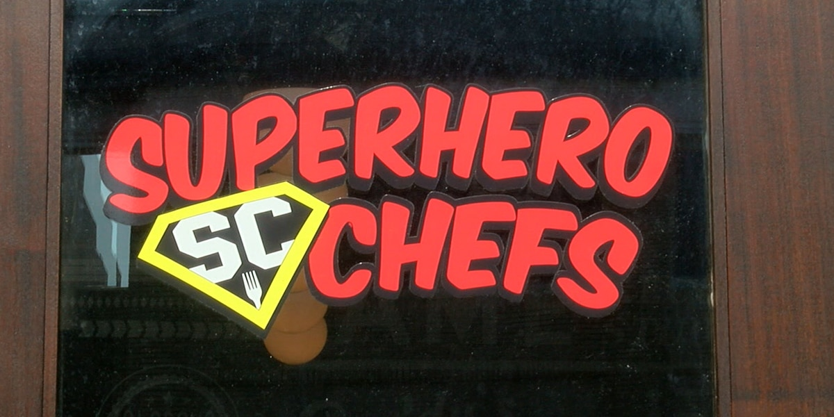 Absolutely Alabama: Superhero Chefs