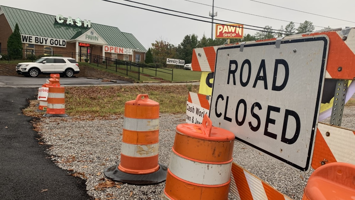 New worries for business owners on Highway 280