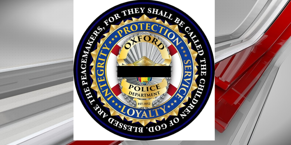 Oxford police officer passes away Thursday