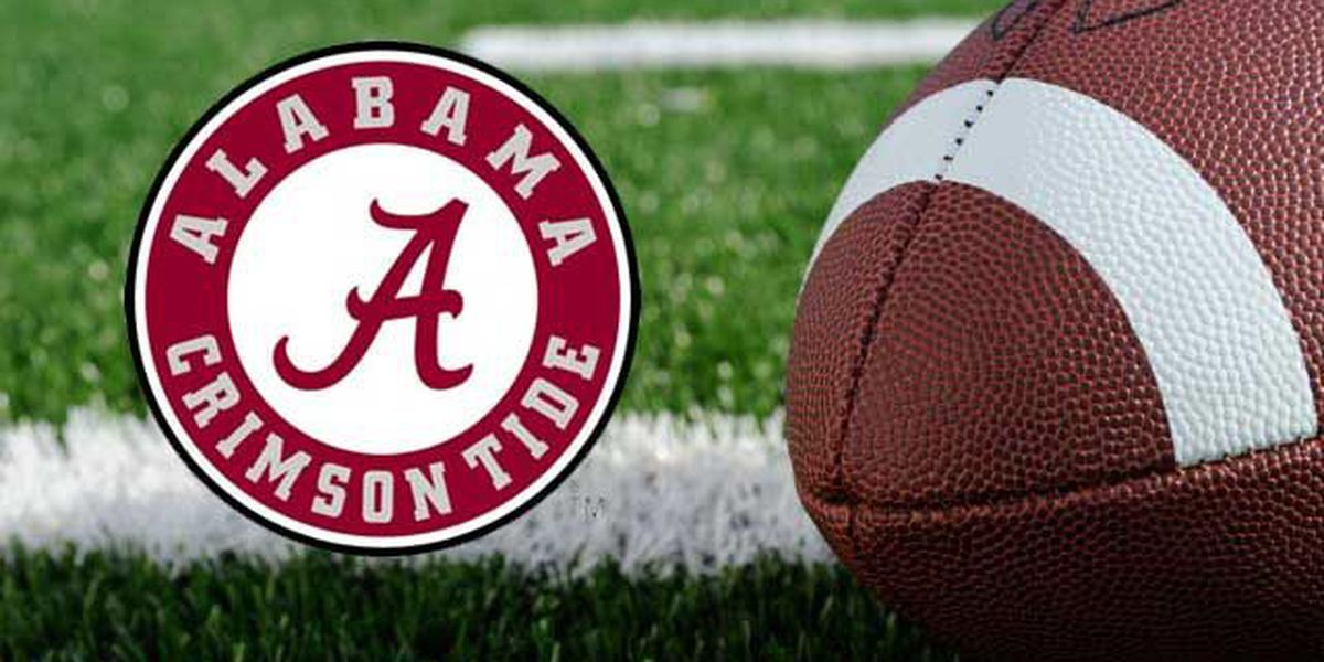 University of Alabama releases 2017 football schedule