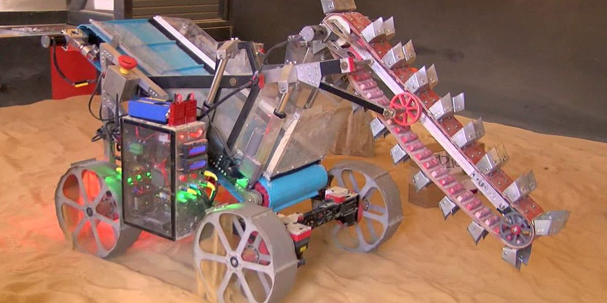 Bama Astrobotics competes for 4th straight title