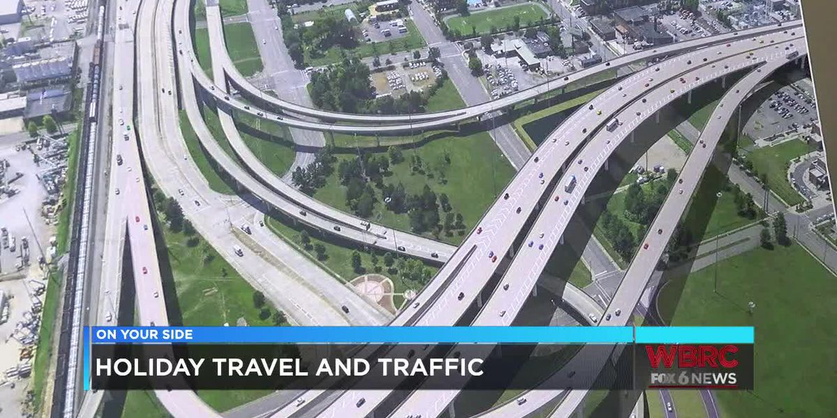 Holiday travel and traffic