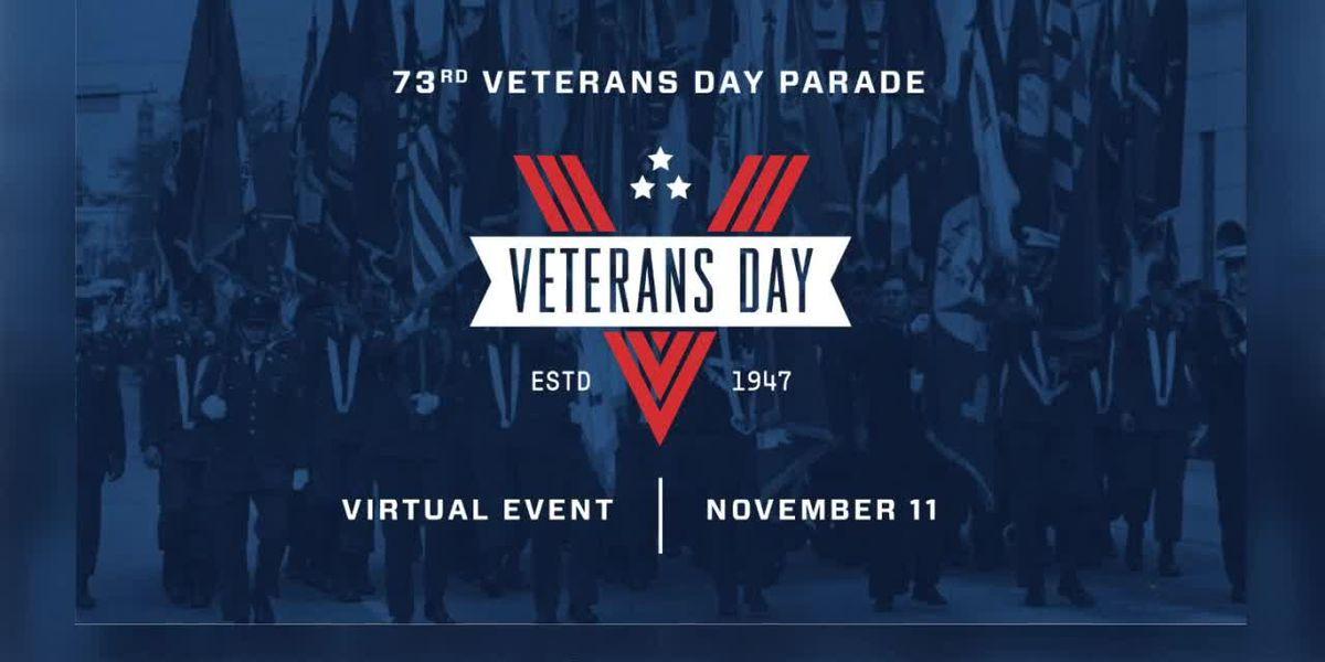 73rd National Veterans Day Parade in Birmingham
