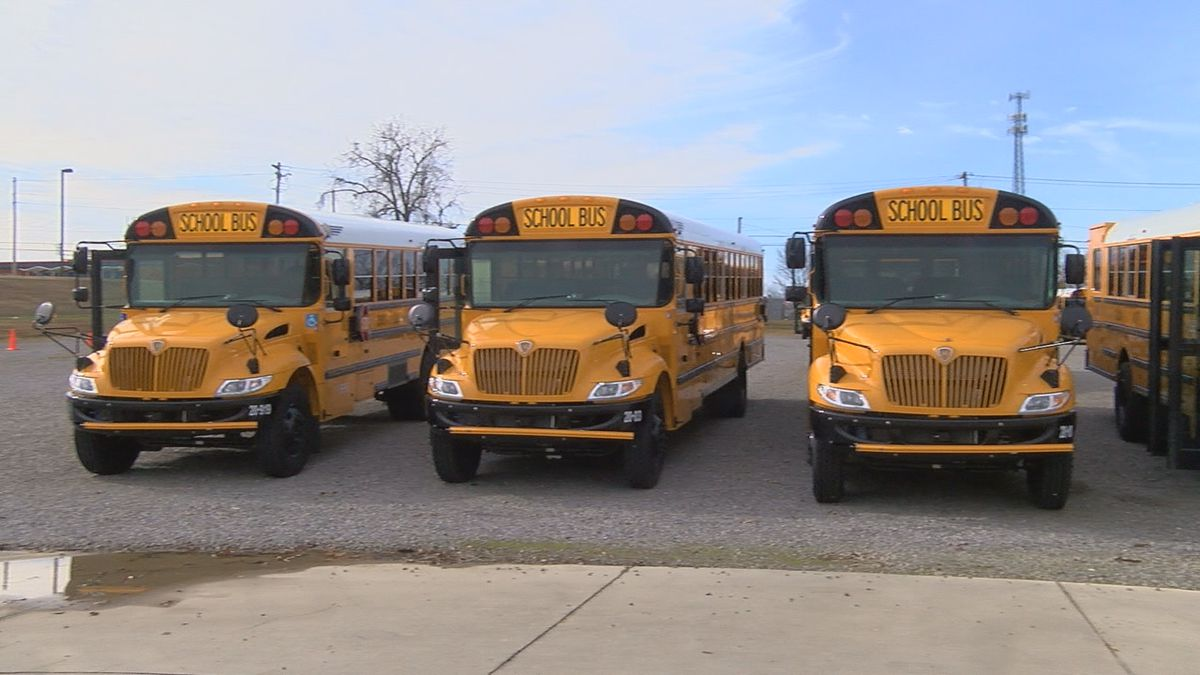 Cullman Co. school buses first to get new technology features