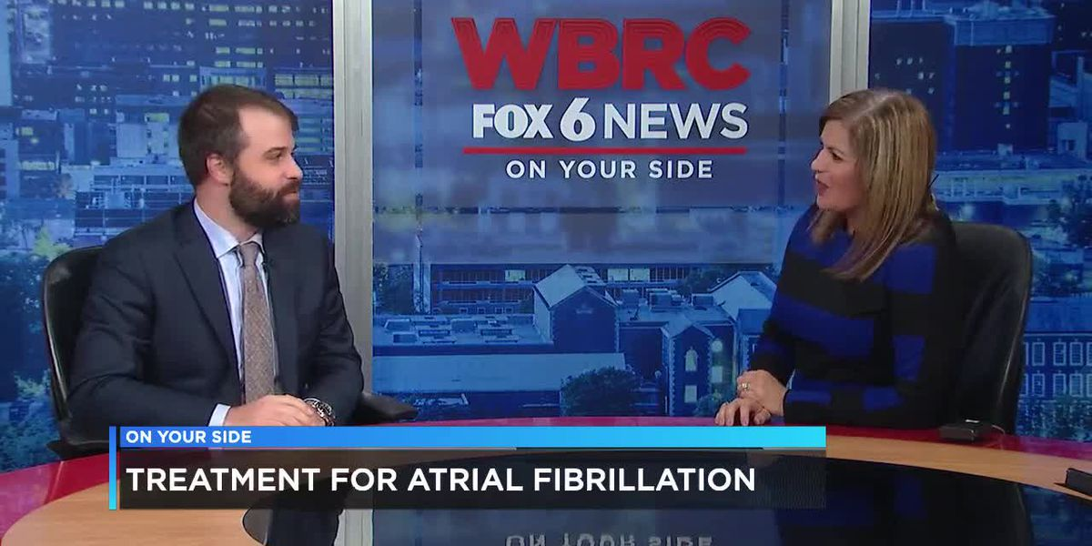 Dr. Matthew Sample: Treatment for Atrial Fibrillation
