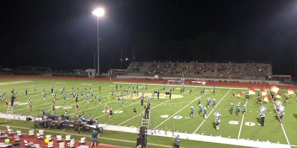 Pelham HS Marching Band is all about community