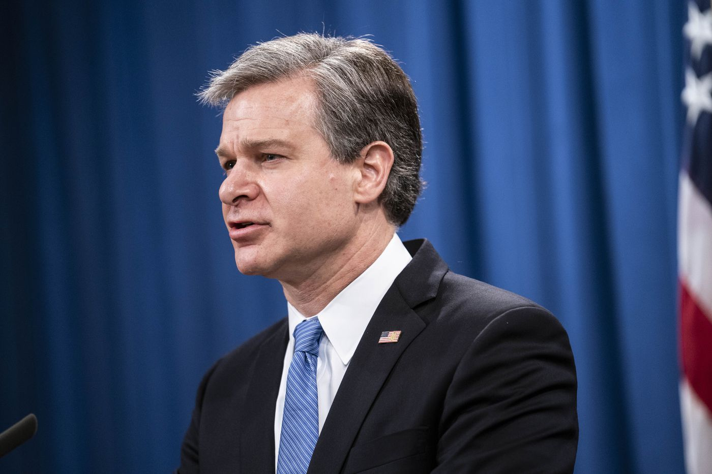 FBI chief to face questions about extremism, Capitol riot