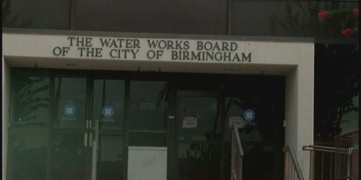 Water main break affecting east Birmingham residents