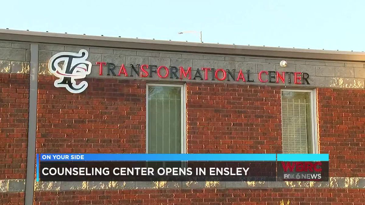 Counseling center opens in Ensley