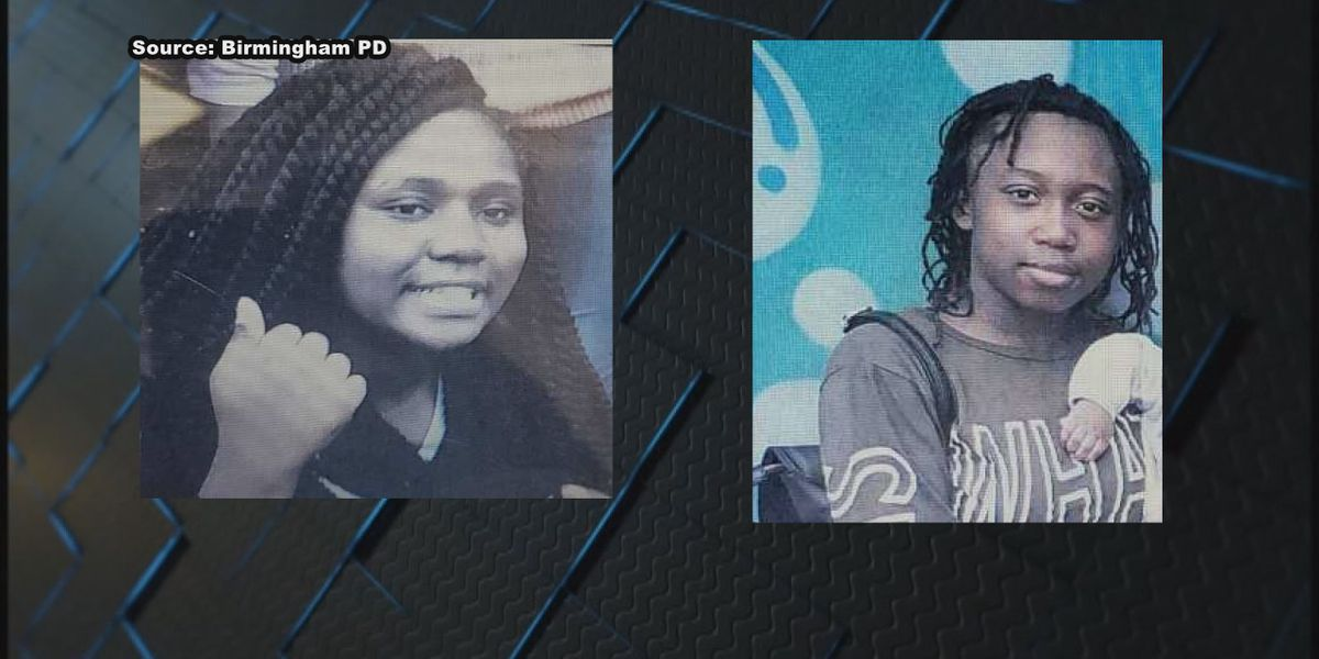 Birmingham PD: 12-year-old girl located, search continues for 16-year-old sister